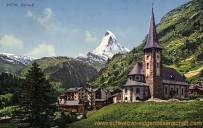 Zermatt, Kirche