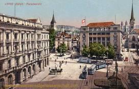 Zürich, Paradeplatz