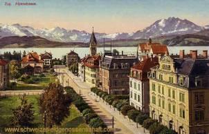 Zug, Alpenstraße