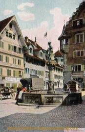 Zug, Kolinbrunnen