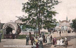 Zwickau, Gewerbe- und Industrie-Ausstellung 1906