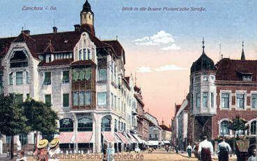 Zwickau, Innere Plauen'sche Strasse