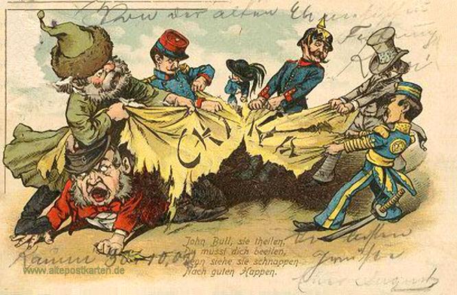 Boxeraufstand, der Krieg in China 1900/01