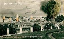 Der türkische Krieg: Beschießung von Odessa