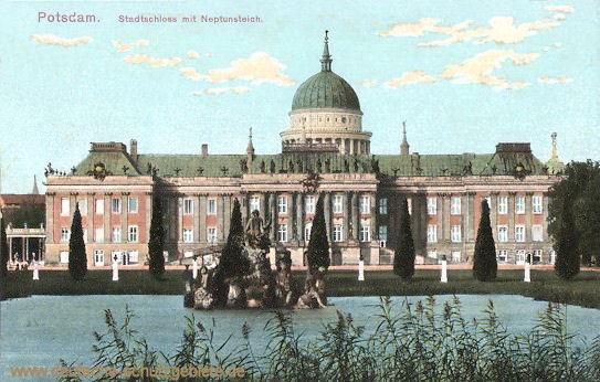 Brandenburg Hauptstadt Potsdam