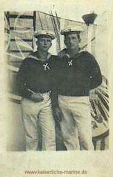 S.M.S. Breslau, 2 Matrosen