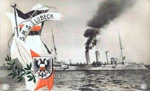S.M.S. Lübeck, Kleiner Kreuzer