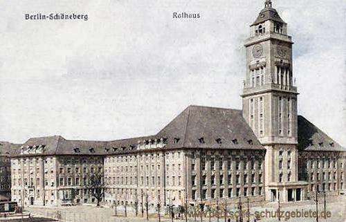 Schöneberg, Neues Rathaus