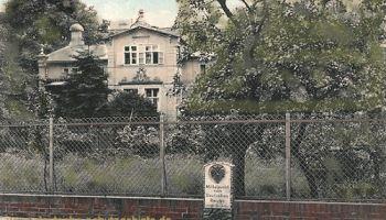 Spremberg, Gedenkstein Mittelpunkt Deutsches Reich