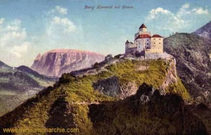 Bozen, Burg Karneid