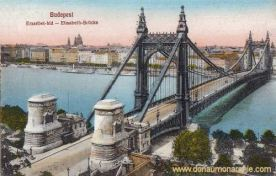 Budapest, Elisabeth-Brücke
