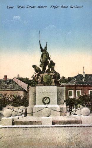 Erlau (Eger), Stefan Dobo Denkmal