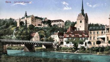 Gera, Schloss Osterstein