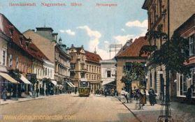 Hermannstadt (Nagyszeben - Sibiu), Heltauergasse