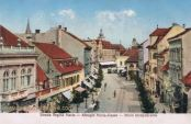 Hermannstadt (Nagyszeben - Sibiu), Königin Maria-Gasse