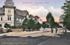 Hermannstadt (Nagyszeben - Sibiu), Schewisgasse