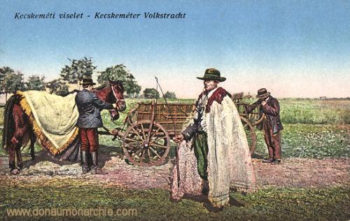 Kecskeméter Volkstracht