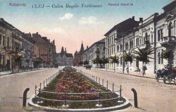 Klausenburg (Kolozsvár - Cluj), Franz Josef Straße
