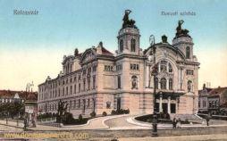 Klausenburg (Kolozsvár - Cluj), Nemzeti szinhaz (Nationaltheater)