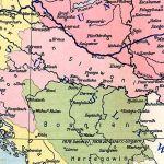 Königreich Kroatien und Slawonien, Landkarte