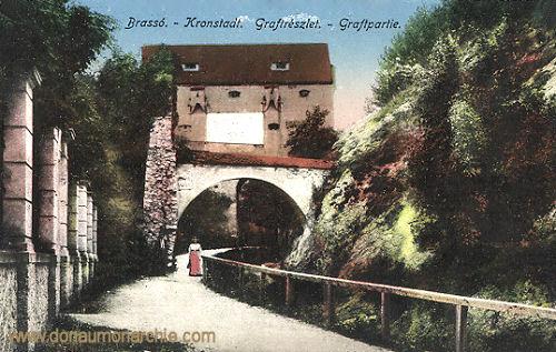 Kronstadt (Brassó - Brașov), Graftpartie