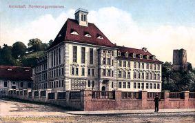 Kronstadt (Brassó - Brașov), Honterusgymnasium