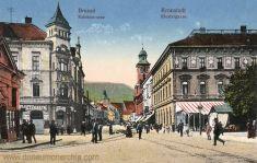 Kronstadt (Brassó - Brașov), Klostergasse