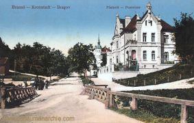 Kronstadt (Brassó - Brașov), Postwiese