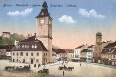 Kronstadt (Brassó - Brașov), Rathaus