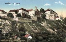 Munkatsch (Munkács - Mukatschewe), Festung