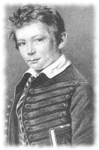 Otto von Bismarck, 1826