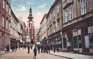 Pressburg (Pozsony, Bratislava), Michaelertorgasse