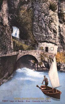 Riva, Lago di Garda, Cascata del Ponale
