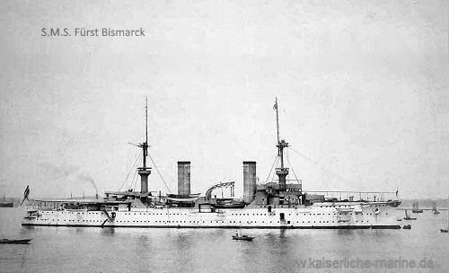 S.M.S. Fürst Bismarck,