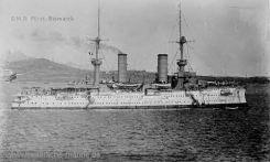 S.M.S. Fürst Bismarck vor Tsingtau