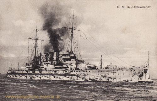 S.M.S. Ostfriesland