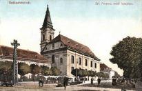 Stuhlweißenburg (Székesfejérvár), Szt. Ferencz rendi templom
