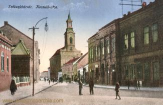Stuhlweißenburg (Székesfejérvár), Kossuth-utca