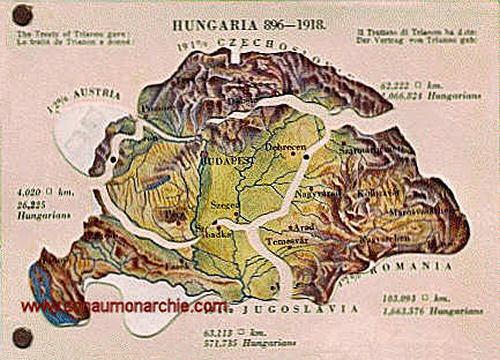 Ungarn 896 - 1918