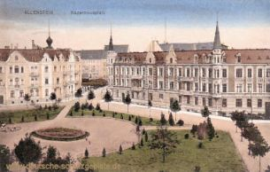 Allenstein O.-Pr., Kopernikusplatz