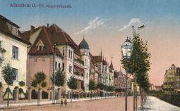 Allenstein O.-Pr., Kopernikusstraße