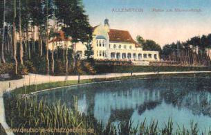 Allenstein O.-Pr., Partie am Mummelteich