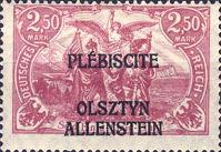 Allenstein, Plebiscite 1920