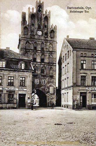 Bartenstein Opr., Heilsberger Tor
