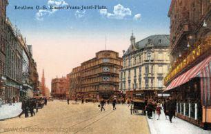 Beuthen O.-S., Kaiser-Franz-Josef-Platz