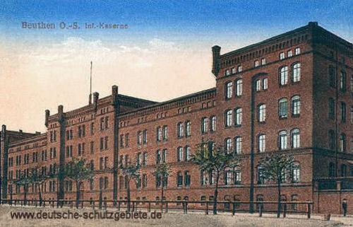 Beuthen O.-S., Inf.-Kaserne