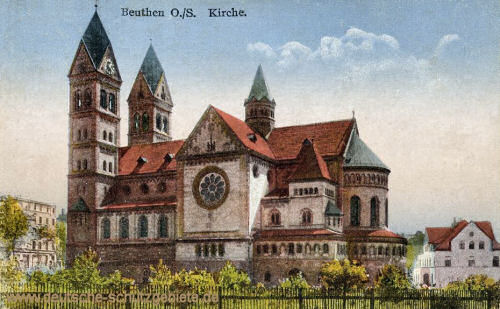 Beuthen O.-S., Kirche