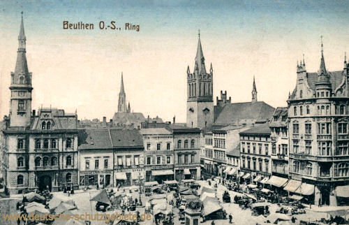 Beuthen O.-S., Ring