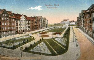 Beuthen O.-S., Wilhelmsplatz