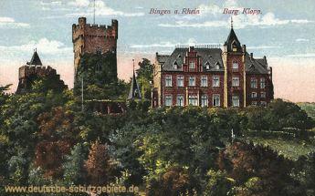 Bingen, Burg Klopp